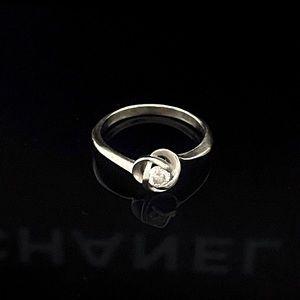 🌹 Pt995 Customized Diamond Ring